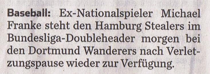 Hamburger Abendblatt, 17.4.2015