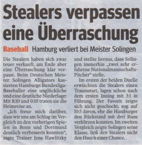 Hamburger Morgenpost, 3.5.2015