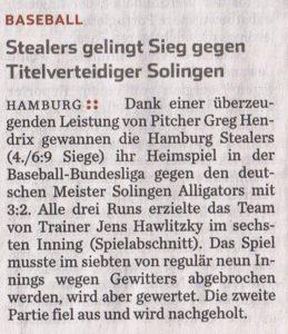 Hamburger Abendblatt, 15.6.2015 (2)