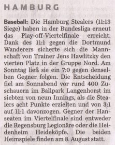 Hamburger Abendblatt, 20.7.2015 (2)