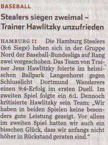 Hamburger Abendblatt, 6.6.2016 001