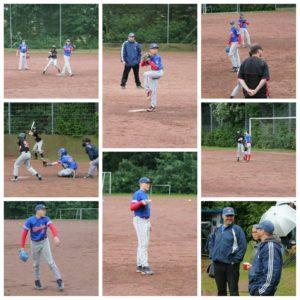 Stealers Jugend II 12.6.2016 vs. Holm 4