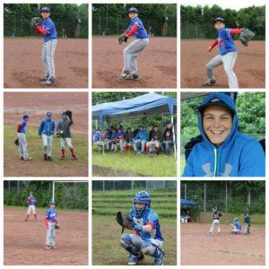 Stealers Jugend II 12.6.2016 vs. Holm 5