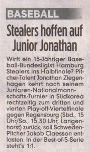 BILD-Zeitung, 13.8.2016