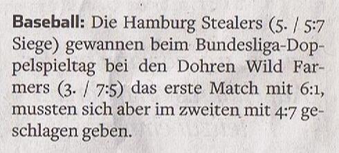 Hamburger Abendblatt, 26.5.2017
