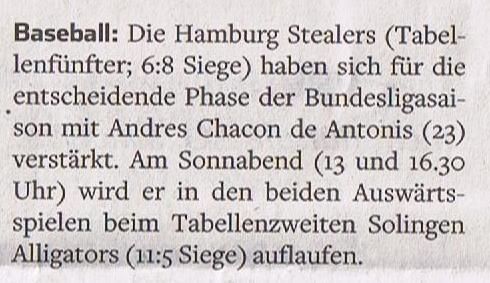 Hamburger Abendblatt, 9.6.2017