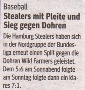 Hamburger Morgenpost 29.5.2017