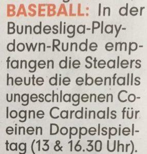 BILD-Zeitung, 19.8.2017