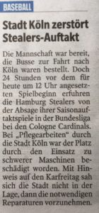 Hamburger Morgenpost, 31.3.2018