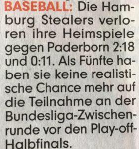 BILD-Zeitung, 11.6.2018