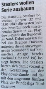Hamburger Morgenpost, 24.8.2018