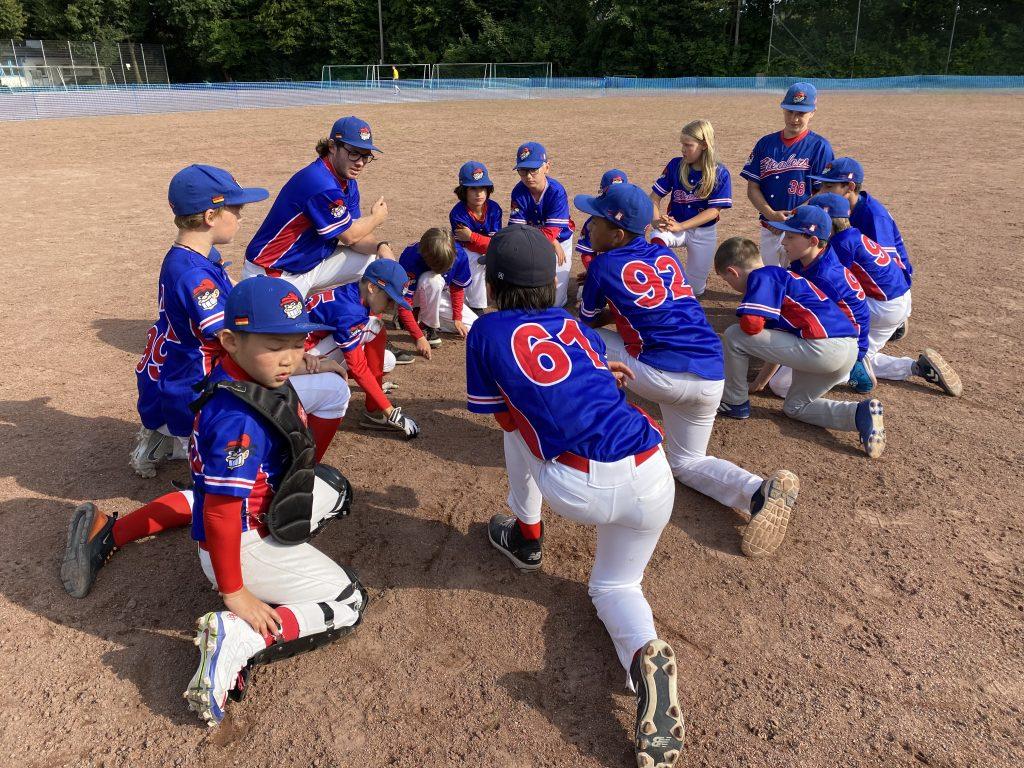 HamburgStealers Baseball Nachwuchs