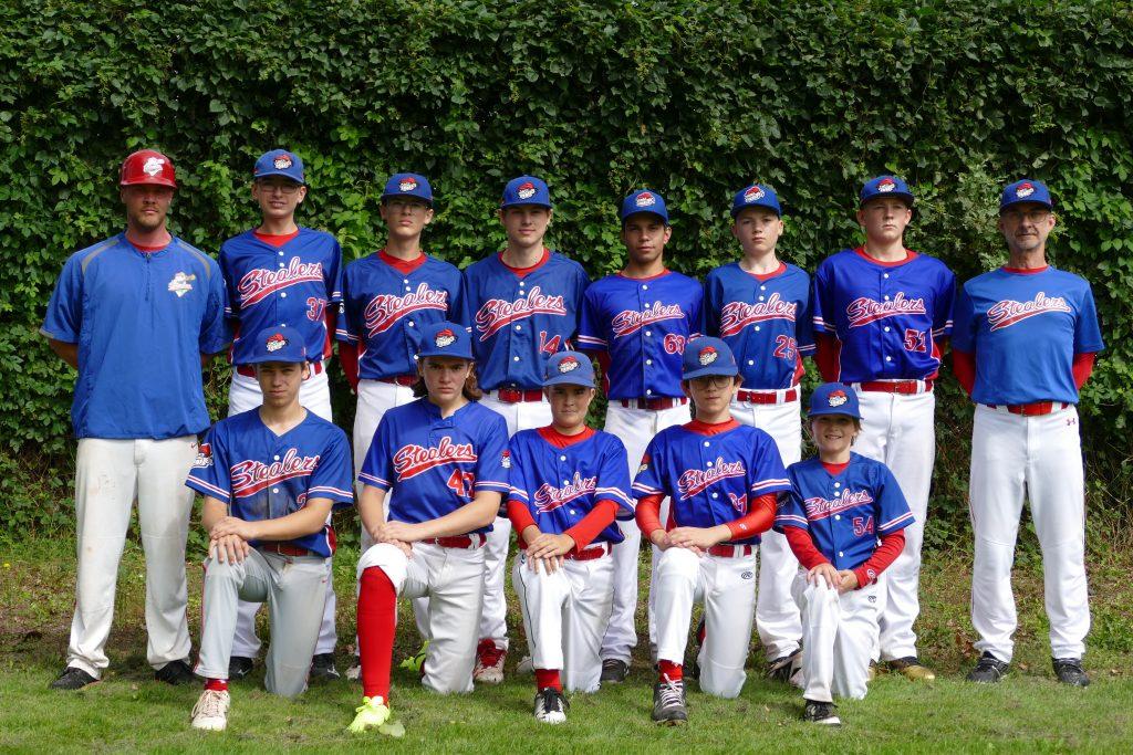 Baseballclub Hamburg Stealers u15 Jugend
