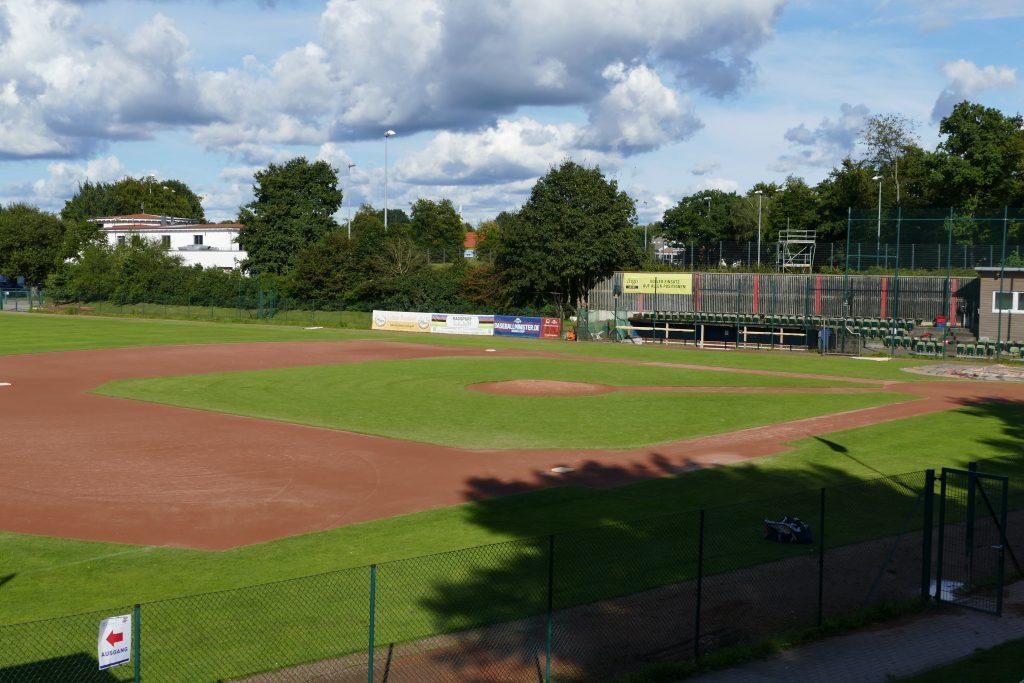 Hamburg Stealers Baseball Ballpark